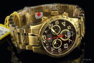 Invicta Reserve Men's Military Swiss Made Chronograph Bracelet Watch - 10742