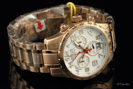 Invicta Reserve Men's Military Swiss Made Chronograph Bracelet Watch - 10743