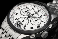 Invicta Vintage Collection Chronograph Stainless Steel Bracelet Watch - 10751