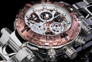 Invicta Reserve Subaqua Noma I Limited Edition Swiss Made Skeletonized Dial Chronograph Watch - 15619