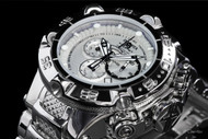 Invicta Subaqua Noma V Mirror Polished Swiss Quartz Chronograph Bracelet Watch - 15925