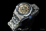 Invicta Reserve Bolt Zeus Swiss Made Automatic A07 GMT Bracelet Watch - 13762
