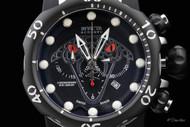 Invicta Reserve Men's Venom Viper Swiss Quartz Chronograph Polyurethane Strap Watch - 0973