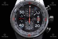 Invicta Men's Aviator Chronograph Gunmetal Plated Case Stainless Steel Bracelet Watch - 17204