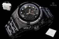 Invicta Reserve Men's Jason Taylor Bolt Zeus Limited Edition Swiss Made Watch w/ 3-Slot Dive Case - 14424