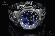 Invicta Men's Reserve Venom Swiss Quartz Chronograph Bracelet Watch - 5731