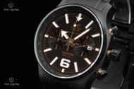 Vostok-Europe Men's Limited Edition Expedition North Pole-1 Quartz Chronograph Bracelet Watch - 6S21-5953230B