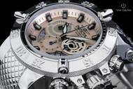 Invicta Men's Subaqua Noma III Mirror Polished Swiss Quartz Chronograph Bracelet Watch - 11590