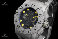 Invicta Reserve Leviathan Swiss Quartz Chronograph Strap Watch - 0799