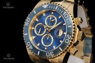 Invicta Reserve 47mm Pro Diver Swiss Made Valjoux 7750 Automatic Chronograph Bracelet Watch - 13011