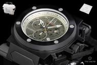 Invicta Coalition Force Jason Taylor Limited Edition Swiss Chronograph Bracelet Watch & Dive Case - 14513