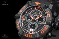 Invicta Men's Sea Hunter II Swiss Quartz Chronograph Strap Watch - 12259