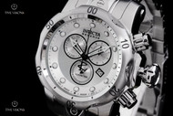 Invicta Reserve Mid-Size Venom Swiss Chronograph Quartz Bracelet Watch - 10569