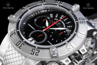 Invicta Men's Subaqua Noma III Swiss Quartz Day/Date Chronograph SS Bracelet Watch - 17611