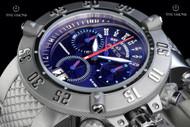 Invicta Men's Subaqua Noma III Swiss Quartz Day/Date Chronograph SS Bracelet Watch - 17613