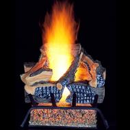 ProCom Vented Natural Gas Fireplace Log Set, #WAN18LA