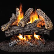 ProCom Vented Natural Gas Fireplace Log Set, #WAN18N-2