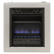 Cedar Ridge Dual Fuel Blue Flame Heater - Model# CH10TBU