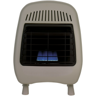 ProCom Reconditioned Vent-Free Blue Flame Heater, #MD100TBF