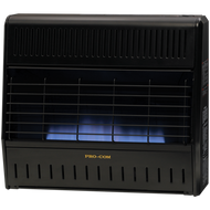 ProCom Dual Fuel Vent Free Garage Heater Model# MNSD300TGA