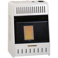 ProCom Reconditioned Natural Gas Vent-Free Plaque Heater - 6,000 BTU, Model# MN060HPA
