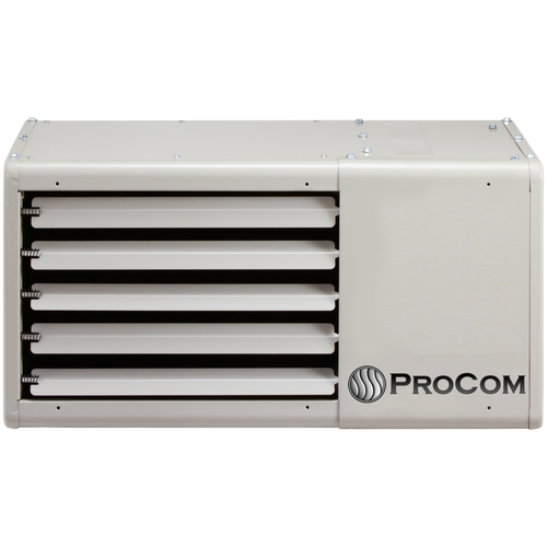 Procom vented garage heater 45 000 btu t stat model for How much to install a garage heater