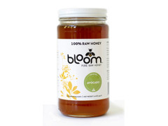 Bloom Raw Honey - Avocado