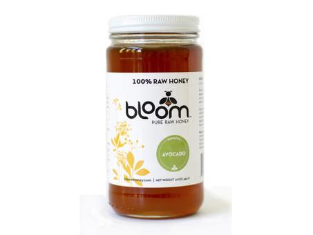 Bloom Raw Honey - Avocado