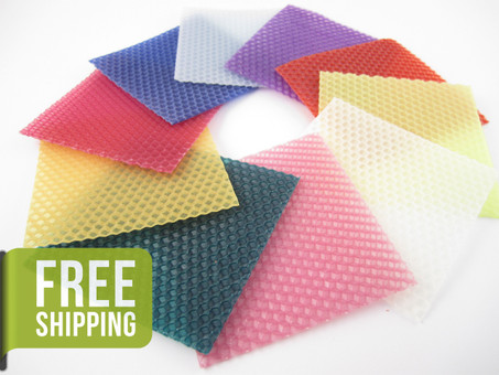 """4"""" x 4"""" Samples in Assorted Colors"""