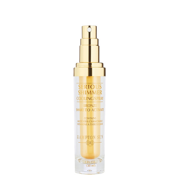 Bronze Shimmer Cooling Spray 1.0 oz.