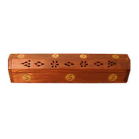 Wooden Incense Burner