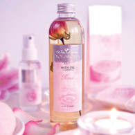 Rose Bath Oil