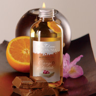 Orange & Chocolate Massage Oil