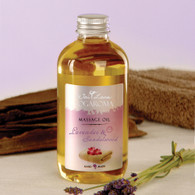 Lavender & Sandalwood Massage Oil