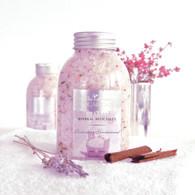 Lavender & Sandalwood Mineral Bath Salt