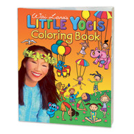 Wai Lana's Little Yogis™ Coloring Book