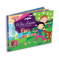 Wai Lana's Little Yogis™ Fun Exercise Book