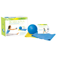 Pilates Yoga Ball & Band Kit