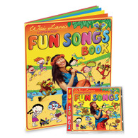 Wai Lana's Little Yogis™ Fun Songs CD & Lyrics Book