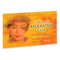 Relaxation Club 6 month subscription