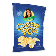 Cassava Pops (3 oz) - Sea Salt