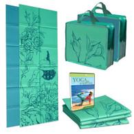 Folding Yoga Mat Kit