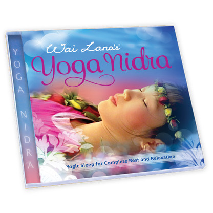 Yoga Nidra CD - Yogic sleep for Complete Rest and Relaxation