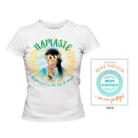 Alive Forever/Namaste T-shirt (Women's)