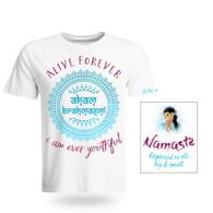 Alive Forever/Namaste T-shirt (Men's)