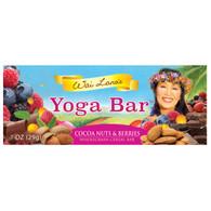 Yoga Cereal Bar