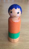 Little Yogis Yoga Doll Chad
