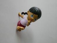 Little Yogis Yoga Doll, Shanti