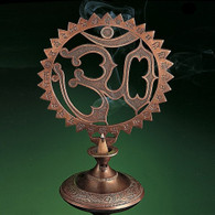 OM Incense Burner