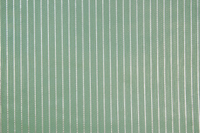 1970's Vintage Wallpaper Retro Aqua Green Stripe Foil